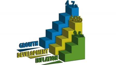 Growth target of 4.5% set for next year; inflation predicted at 9.5%.