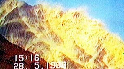 The nuclear tests were conducted in Chaghi, Balochistan.
