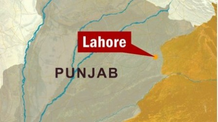 Two low intensity blasts were heard in Lahore.