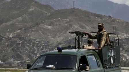 Security forces in Mingora and other parts of Swat have been carrying out operations to clear the area of militants. (REUTERS)