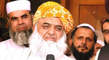 Govt also agrees to appoint JUI-F man chairman of Council of Islamic Ideology