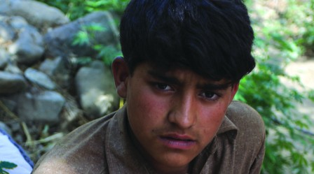 Gohar Ali: Barely into his teens and fending for his family.