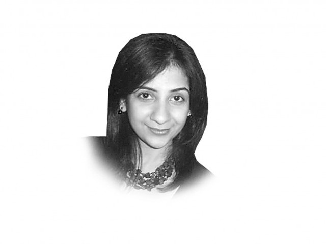 The writer is a master's student in public policy at Princeton University  sehar.tariq@tribune.com.pk