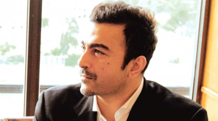 Shaan is working on three film projects at the moment. PHOTO: NOOR JAVERI/EXPRESS