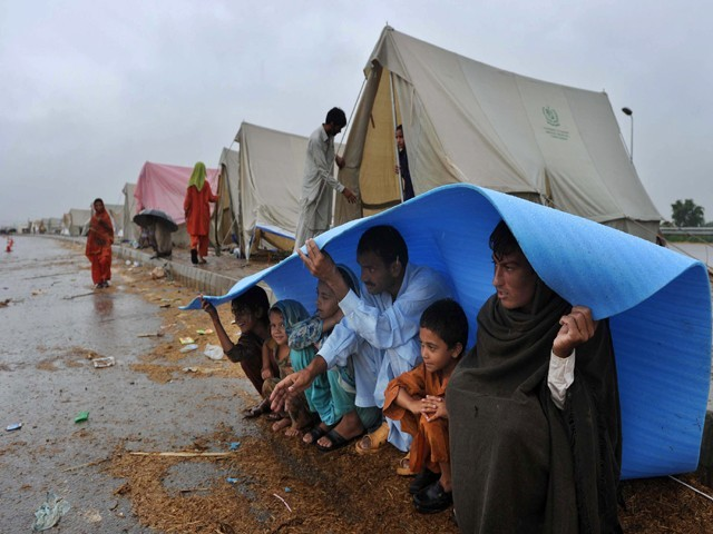 500 flood survivors from Ahmadiya community denied shelter, relief goods