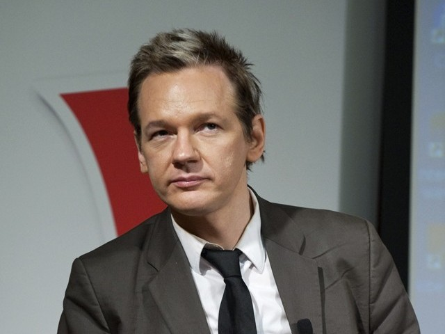 Julian Assange, was not suspected of rape in Sweden and was no longer wanted for questioning. PHOTO: AFP