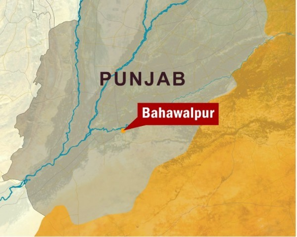 Bahawalpur police claim to have captured members of TTP.