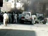 A suicide attack in Quetta on Friday killed more than 40 people.