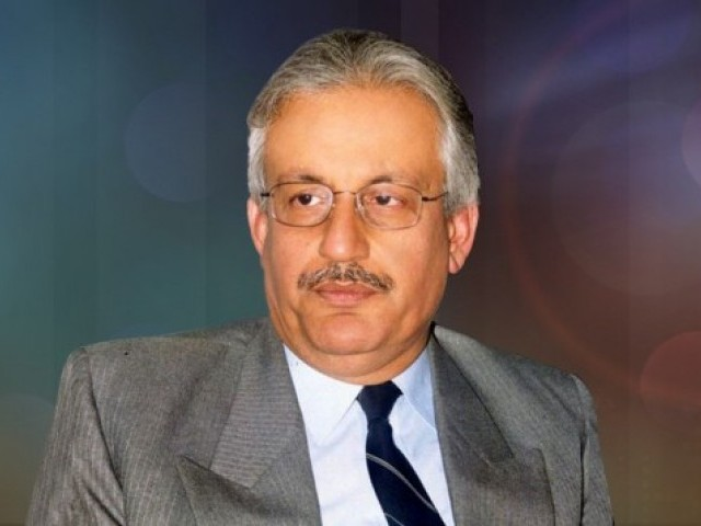 "Raza Rabbani says revolution will plunge the country into anarchy, calls for a ""grand national consensus"" to steer the country out of present crisis."