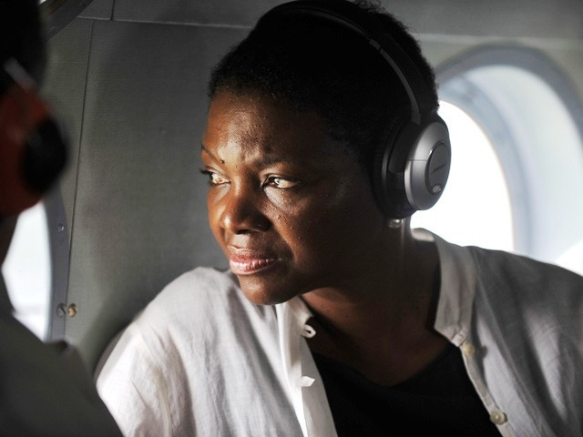 UN Under-Secretary-General for Humanitarian Affairs and Emergency Relief Coordinator Valerie Amos has expressed disappointment. PHOTO: AFP
