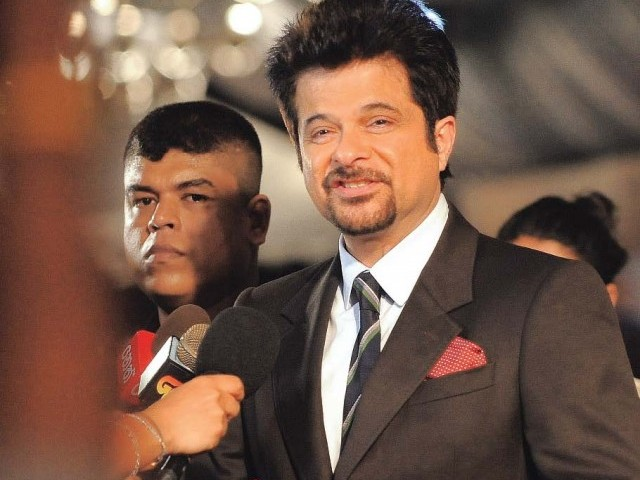 Veteran Bollywood actor and producer Anil Kapoor says working abroad has been an enriching experience. PHOTO: FILE