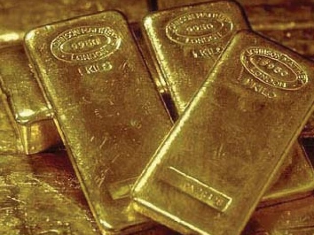 Karachi After Reaching Consecutive Record Highs Gold Prices Have Come Crashing Down As Friday Witnessed Rs700 Decline In Tola 11 7 Grams Rates Of The