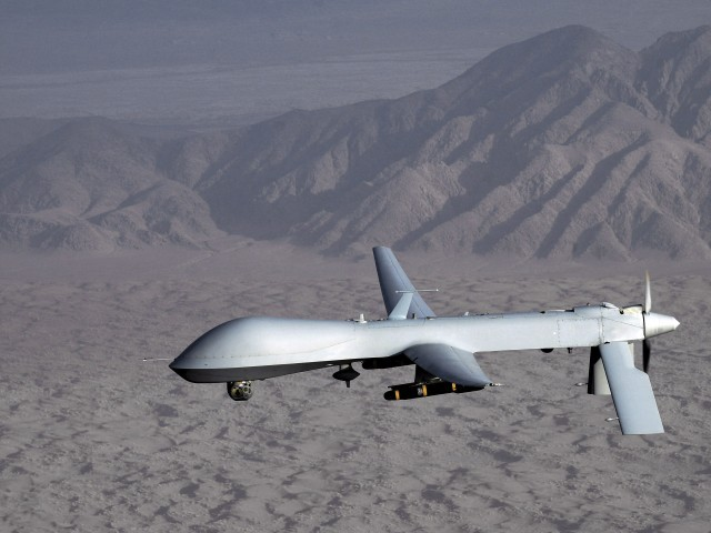 US military diverting drones from Afghanistan for CIA-led campaign.
