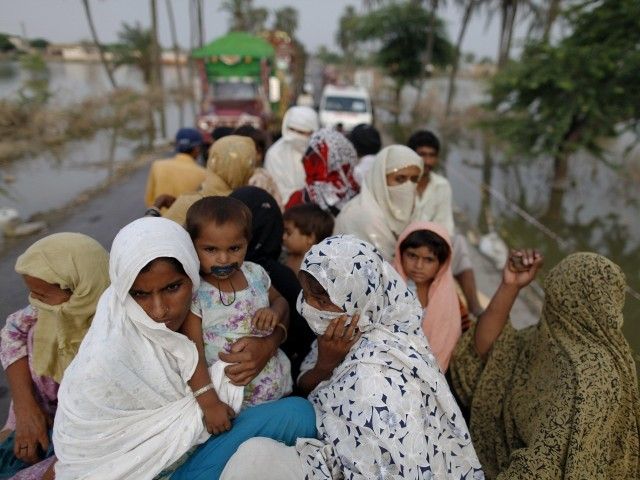 "Three UN human rights bodies on Wednesday called on Pakistan to ensure that women, minorities and the disabled were spared ""further victimisation"" during the recovery from devastating floods."