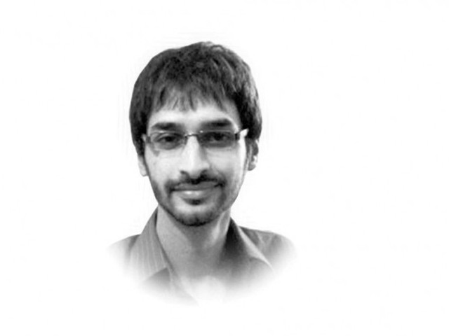 The writer is web editor at The Express Tribune  jahanzaib.haque@tribune.com.pk
