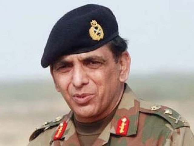 Pakistan Army Chief Gen Ashfaq Pervez Kayani