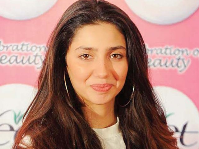 Mahira Khan-Askari stars in Bol, along with Atif Aslam and Umaima Abbasi. PHOTO: FILE