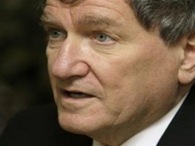 US special envoy to Pakistan Richard Holbrooke. photo: file