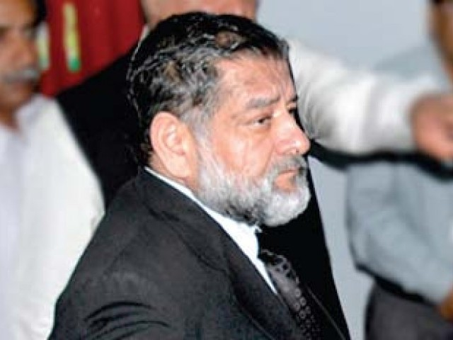 Lahore High Court Chief Justice was targetted in an assasination plot. PHOTO: FILE