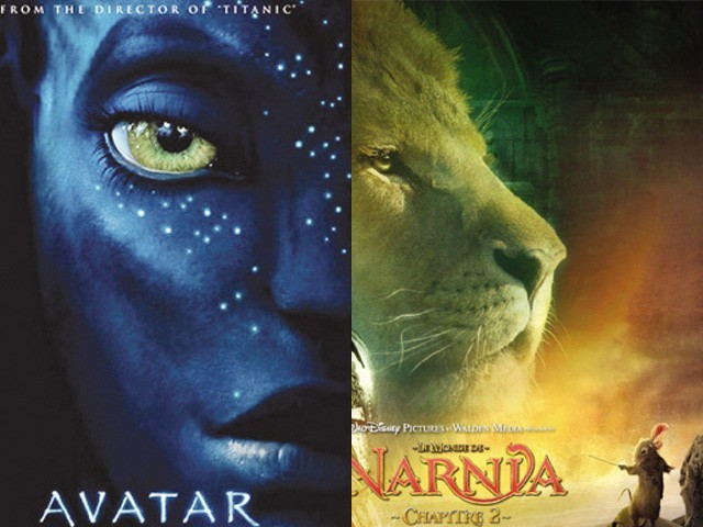 People will be able to watch Narnia, Avatar and Gulliver's Travels.