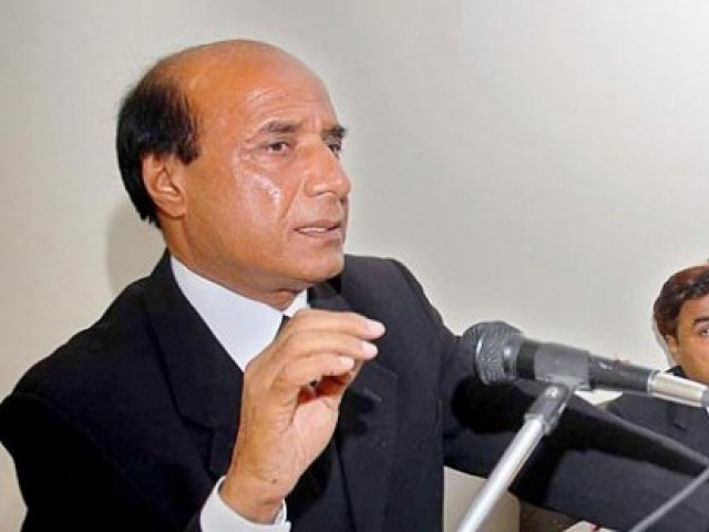 Advisor to the president says Latif Khosa is likely to be appointed governor of Punjab.