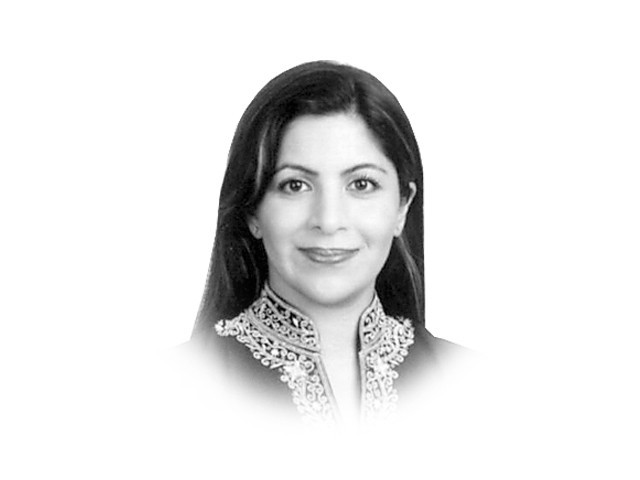 The writer is a barrister and a public policy graduate from Harvard University mahreen.khan@tribune.com.pk