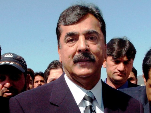 Gilani said that the government had already ruled out any change to the law and the controversy surrounding the law should end.