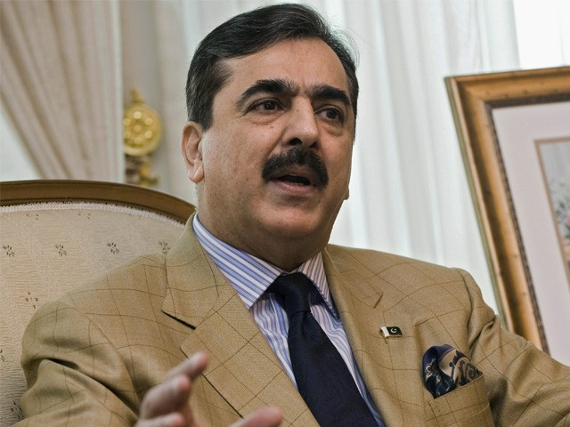 Gilani denies that a committee has been formed; says govt not in favour of misuse of the law. PHOTO: AFP/FILE