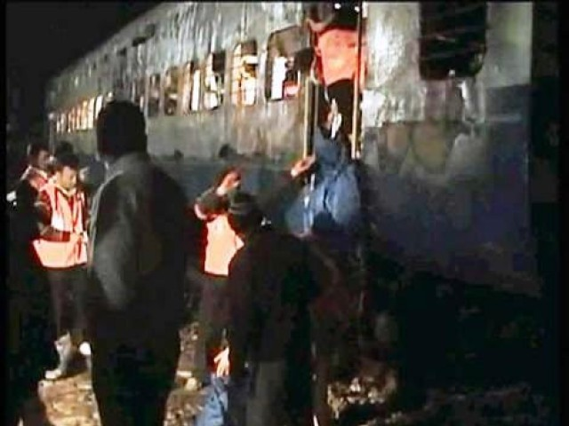A Hindu extremist leader has confessed that he was involved in several bombings incidents. He claimed to have been a part of the India-Pakistan Samjhauta Express train bombing in 2007 in which 68 Pakistani nationals were killed, said a media report released on Friday. PHOTO: REUTERS/FILE