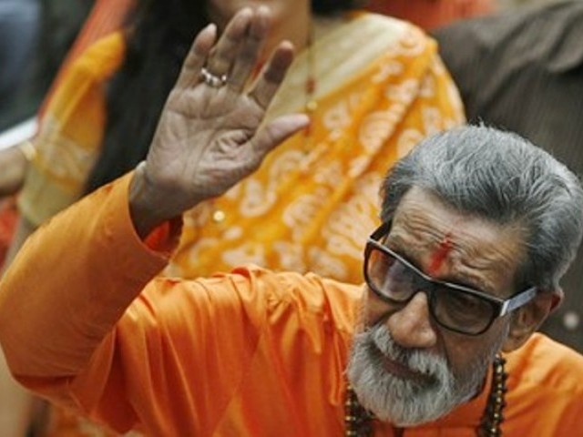Party leader Manohar Joshi has said that the Shiv Sena chief will make the final decision of allowing the Pakistani team to play in Mumbai. PHOTO: REUTERS/FILE