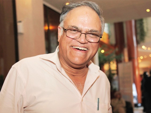Javed Jabbar. PHOTO: NEFER SEHGAL/EXPRESS