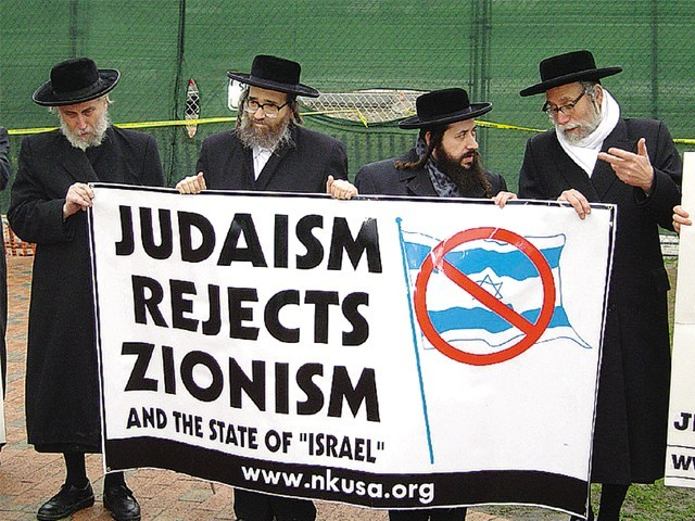 We should take care not to paint all Jews, or even all Israelis, as Zionists.