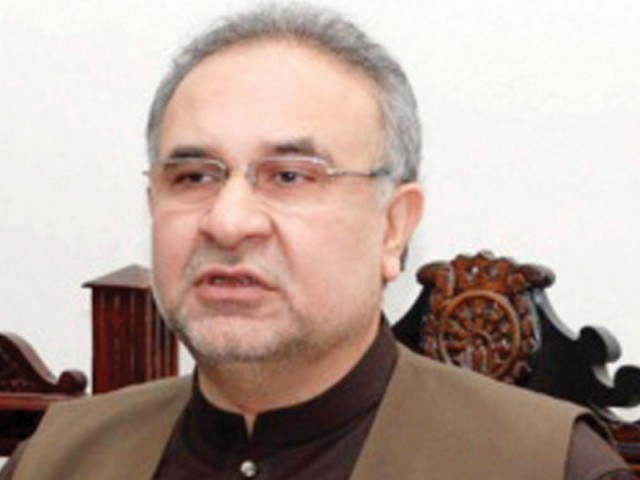Durrani says 40km of track worth  Rs3.8 billion sold for Rs90 million.