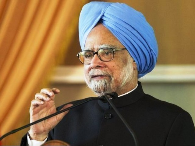 US judges that Indian PM Manmohan Singh is isolated within his own government over talks with Pakistan.