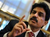 Minorities Minister Shahbaz Bhatti earlier said he had been receiving death threats since the Bibi case. PHOTO: AFP