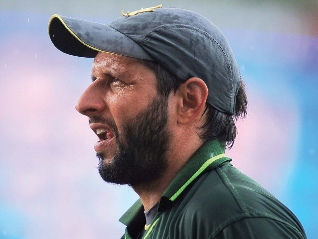 Pakistan captain Shahid Afridi on Friday called for the inclusion of Pakistani players in the Indian Premier League (IPL). PHOTO: AFP/FILE