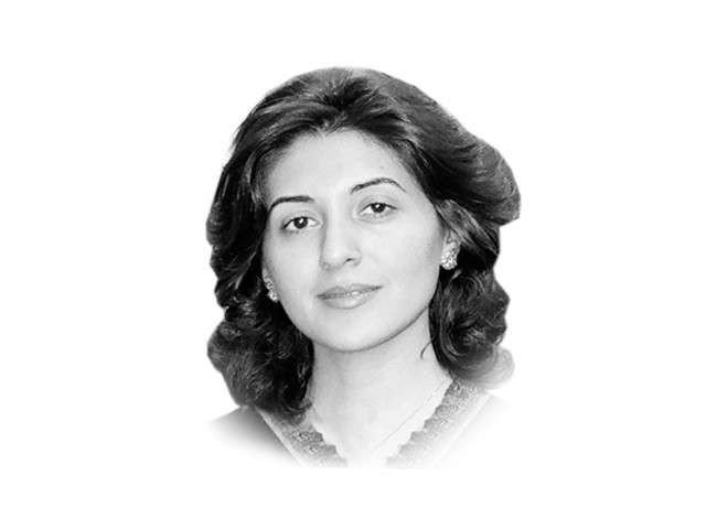 The writer is a lawyer based in London  ayesha.khan@tribune.com.pk