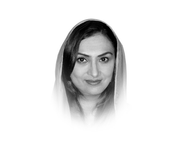 The writer is a member of parliament from the PML-Q  marvi.memon@tribune.com.pk