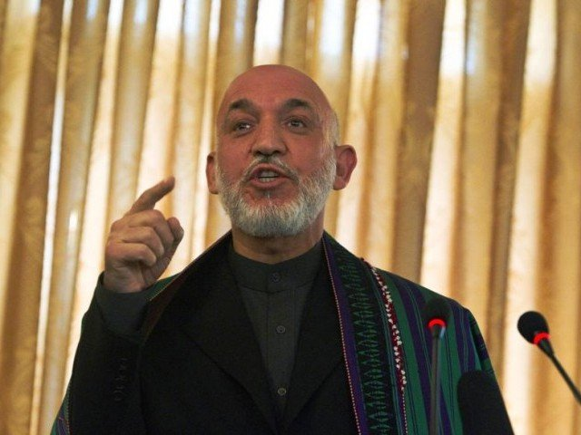 Karzai sends pro-US Dr Ghani to Islamabad for follow-up meeting on  Pak-Afghan commission. PHOTO: FILE