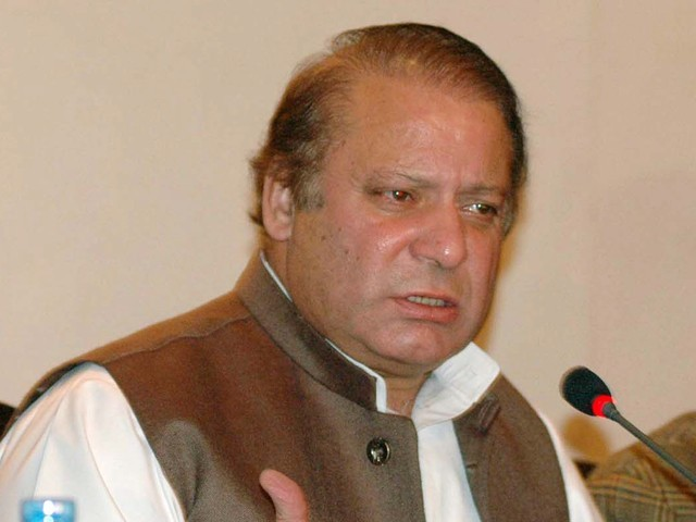 Nawaz Sharif, one of his associates said, had already set up a 'core group' of the party's top leaders. PHOTO: FILE