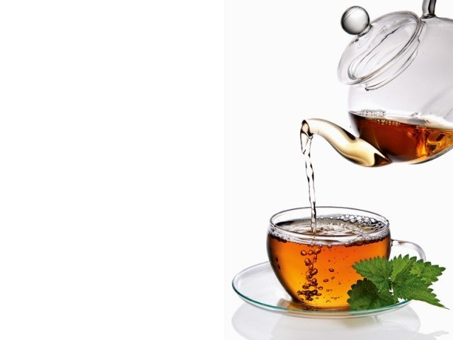 Tea is not only sinfully delicious, it's also packed with nutrients.