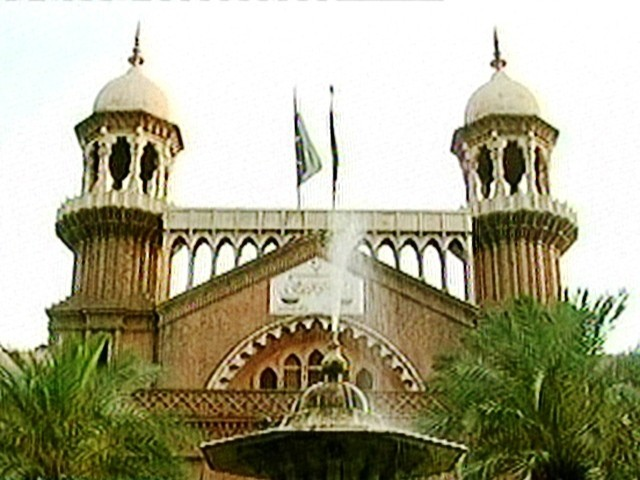 LHC stays Border Area Committee's order to dispossess petitioners of land.