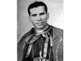 Cardinal Joseph Cordeiro, the only Cardinal of the Catholic Church from Pakistan. PHOTOGRAPHED FROM SCHOOL RECORDS BY HARIS ZUBERI