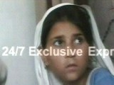 Minor girl says she was abducted by terrorists and left near a checkpost with a suicide jacket.