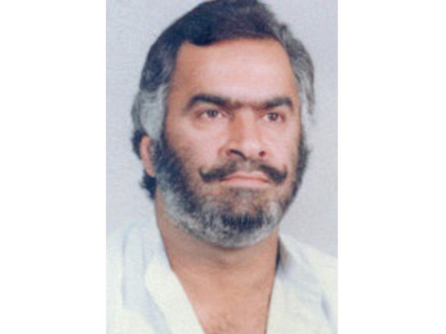 Taleh's father Nawabzada Saleem Akbar Bugti, 55, was the eldest son of Nawab Akbar Khan Bugti. He died of a heart attack on June 26, 2003 in Dera Bugti. PHOTO: BA WEBSITE