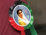 What does a search of party accessories of Benazir Bhutto yield ahead of her birthday? PHOTO: NEFER SEHGAL