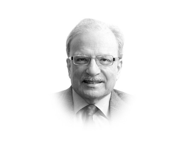 The writer is former vice-president of the World Bank and former finance minister of Pakistan