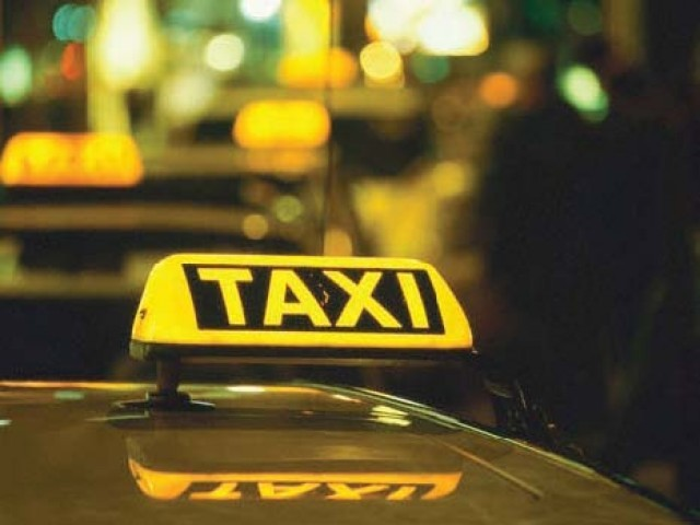 The Punjab government allocated Rs4.5 billion in fiscal 2012 budget to provide 20,000 yellow cabs to youth of the province. PHOTO:FILE