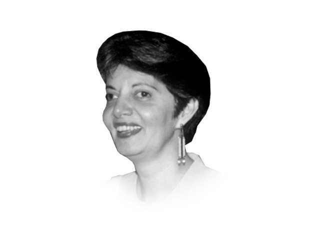 The writer is chairperson of the HRCP and has spent over three decades in advertising zohra.yusuf@tribune.com.pk