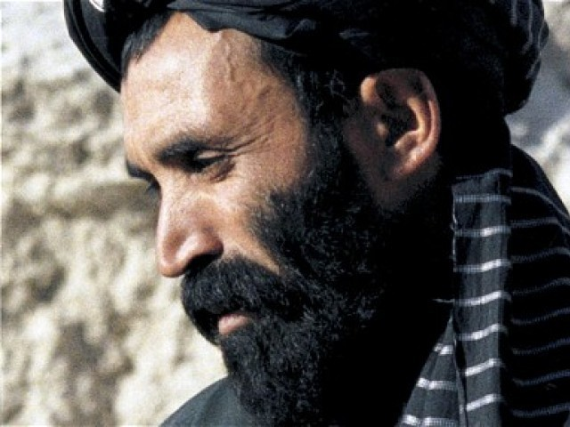 Newly released wikileaks cable shows US discussions on Mullah Omar in 1997. PHOTO: REUTERS/ FILE